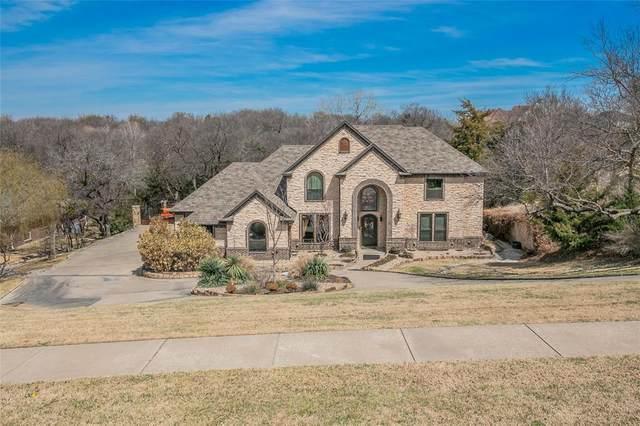2813 Sonterra Drive, Cedar Hill, TX 75104 (MLS #14524765) :: The Chad Smith Team