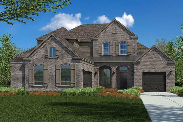 818 Grove Park Lane, Midlothian, TX 76065 (MLS #14524778) :: Team Tiller