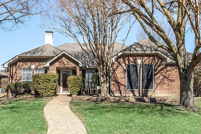1405 Country Lane, Allen, TX 75002 (MLS #14524784) :: Lisa Birdsong Group | Compass