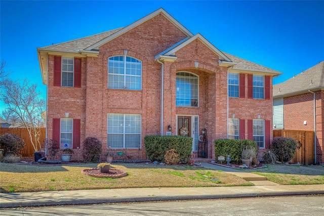 667 Turtle Cove Boulevard, Rockwall, TX 75087 (MLS #14524787) :: The Good Home Team