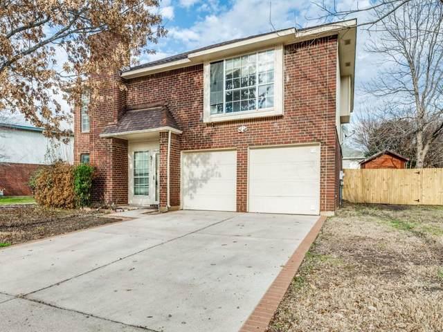 4924 Shady Oak Trail, Grand Prairie, TX 75052 (MLS #14524819) :: Robbins Real Estate Group