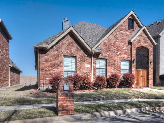 1404 Glasgow Lane, Allen, TX 75013 (MLS #14524833) :: Lisa Birdsong Group | Compass