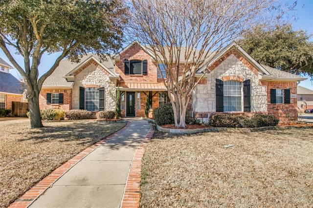 1333 Cilantro Drive, Flower Mound, TX 75028 (#14524863) :: Homes By Lainie Real Estate Group