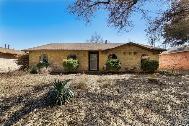 450 Thistle Drive, Garland, TX 75043 (MLS #14524865) :: All Cities USA Realty