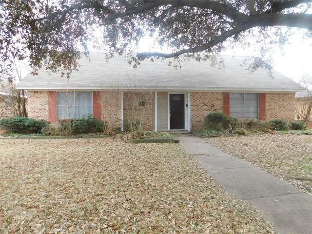 1110 Mill River Drive, Garland, TX 75043 (MLS #14524877) :: RE/MAX Landmark