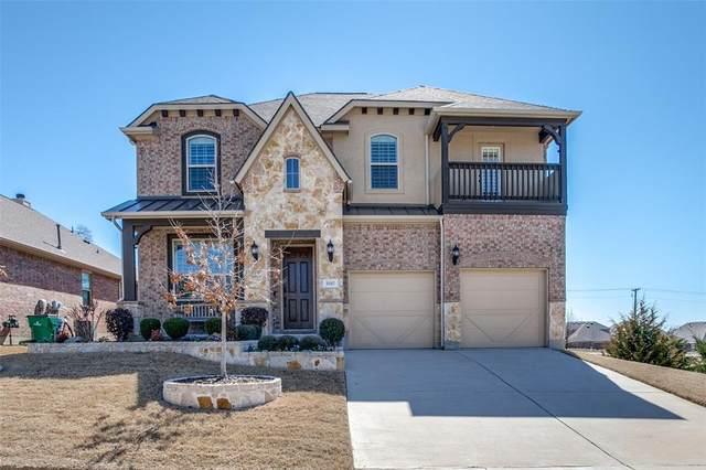 5517 Ridgeson Drive, Mckinney, TX 75071 (MLS #14524883) :: Lisa Birdsong Group | Compass
