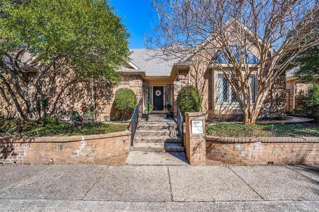 6015 Steamboat Drive, Dallas, TX 75230 (MLS #14524896) :: Lisa Birdsong Group | Compass