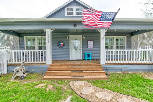 1314 N Anglin Street, Cleburne, TX 76031 (MLS #14524899) :: Lyn L. Thomas Real Estate   Keller Williams Allen