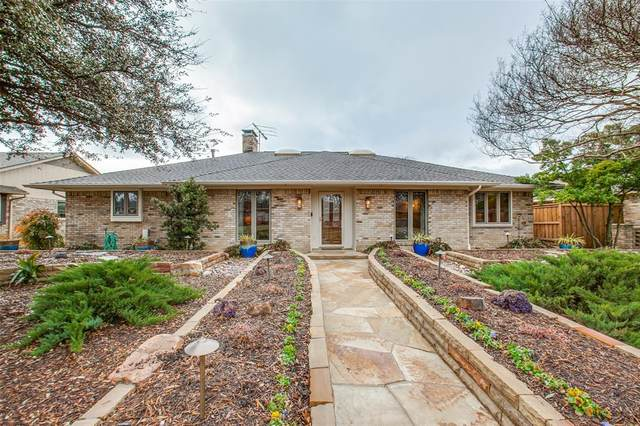 522 Birch Lane, Richardson, TX 75081 (#14524910) :: Homes By Lainie Real Estate Group