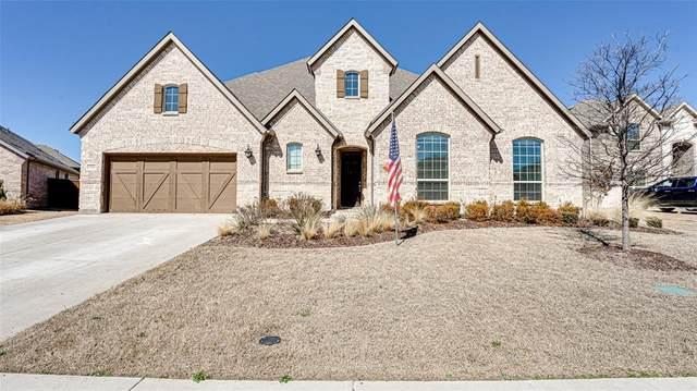1506 Gardenia Street, Prosper, TX 75078 (MLS #14524912) :: Lisa Birdsong Group | Compass