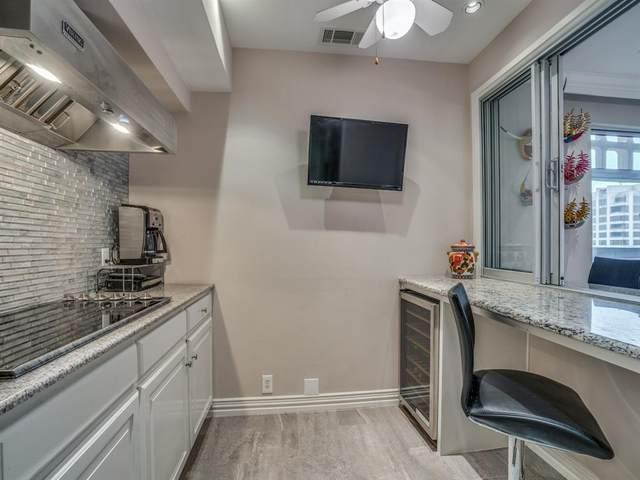 3525 Turtle Creek Boulevard 15A, Dallas, TX 75219 (MLS #14524930) :: RE/MAX Landmark