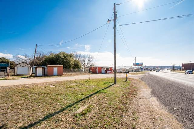 3104 S Hwy 377, Brownwood, TX 76801 (MLS #14524933) :: Team Hodnett