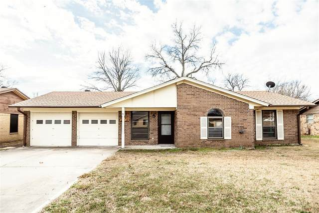 1502 Nila Drive, Gainesville, TX 76240 (#14524942) :: Homes By Lainie Real Estate Group