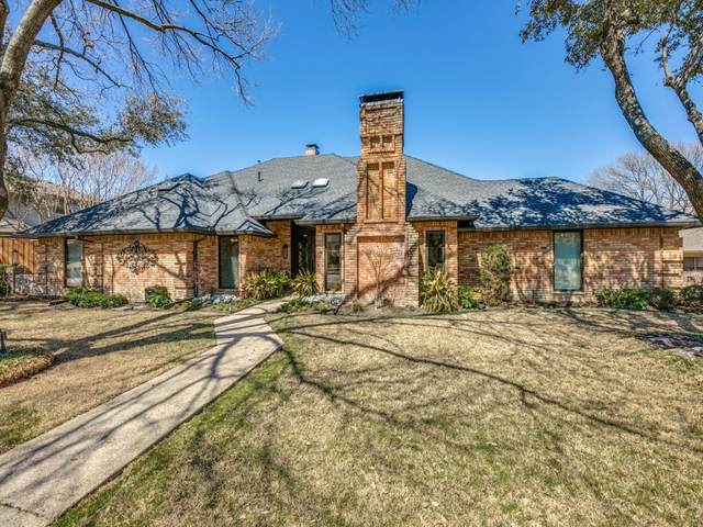 6407 Covecreek Place, Dallas, TX 75240 (#14524955) :: Homes By Lainie Real Estate Group