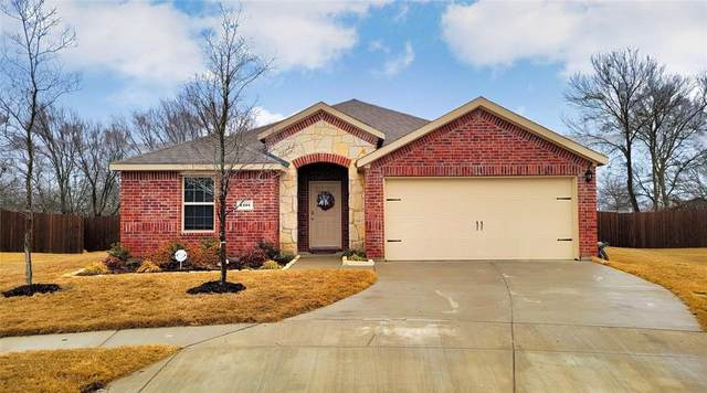1201 Meadow Wood Court, Princeton, TX 75407 (MLS #14524974) :: Robbins Real Estate Group