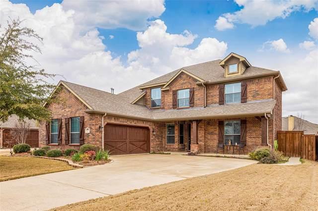 405 Crystal Glen Drive, Keller, TX 76248 (MLS #14524997) :: The Chad Smith Team