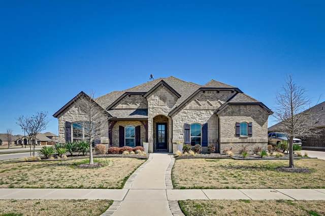 1118 Wheatland Terrace, Waxahachie, TX 75165 (MLS #14525015) :: Real Estate By Design