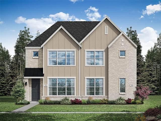 7692 Resting Mews Lane, North Richland Hills, TX 76182 (MLS #14525038) :: Potts Realty Group