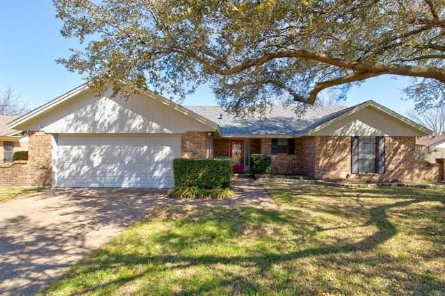 1005 Hyde Park Boulevard, Cleburne, TX 76033 (MLS #14525052) :: All Cities USA Realty