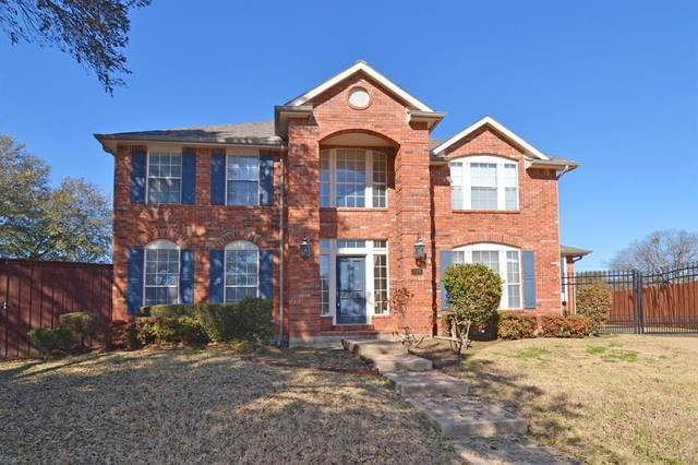 728 Post Oak Drive, Coppell, TX 75019 (MLS #14525110) :: The Chad Smith Team