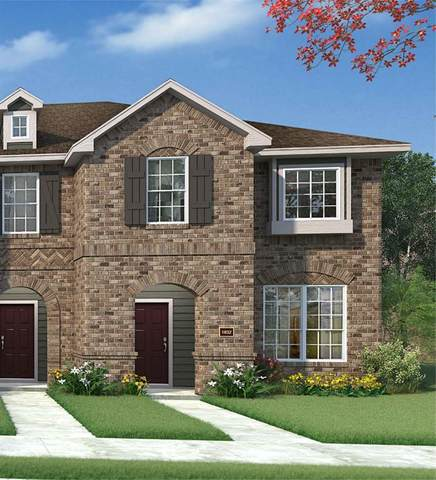 2808 Appaloosa Lane, Mesquite, TX 75150 (MLS #14525111) :: The Hornburg Real Estate Group