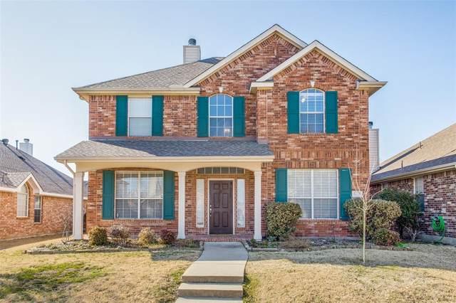 6005 Blue Spruce Lane, Mckinney, TX 75070 (MLS #14525123) :: Lisa Birdsong Group | Compass