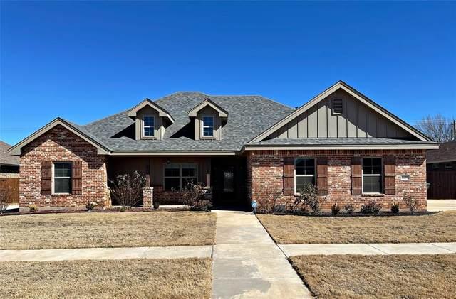 6609 Cedar Elm Drive, Abilene, TX 79606 (MLS #14525136) :: All Cities USA Realty