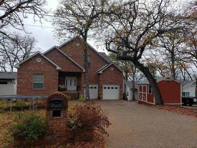 180 Shady Shores Drive, Mabank, TX 75156 (MLS #14525137) :: Team Hodnett