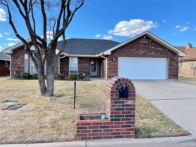 3110 Constitution Avenue, Abilene, TX 79601 (MLS #14525142) :: Real Estate By Design
