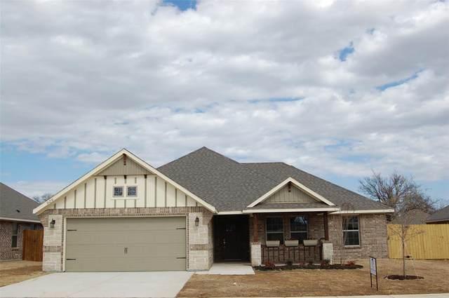 929 E 5th Street, Springtown, TX 76082 (MLS #14525167) :: The Mauelshagen Group