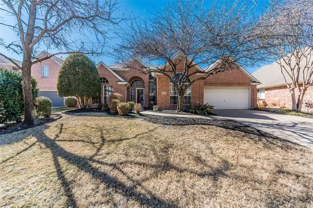8903 Talon Court, Mckinney, TX 75072 (MLS #14525206) :: Lisa Birdsong Group | Compass