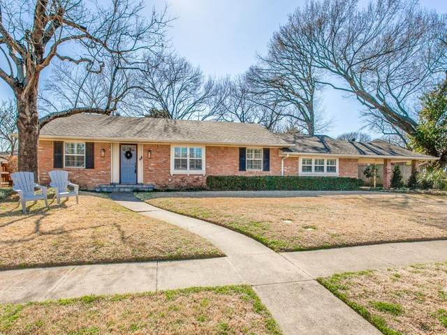7318 Rockhurst Drive, Dallas, TX 75214 (#14525247) :: Homes By Lainie Real Estate Group
