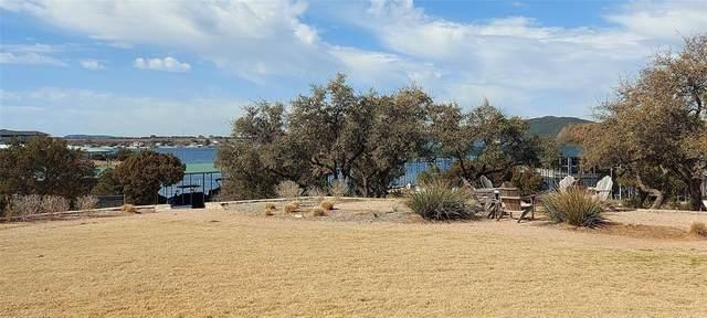 2504 Century Oak Drive #102, Graford, TX 76449 (MLS #14525267) :: Team Tiller