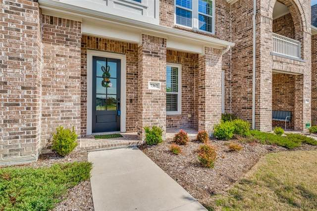 7362 Sprangletop Street, Frisco, TX 75033 (MLS #14525299) :: The Chad Smith Team