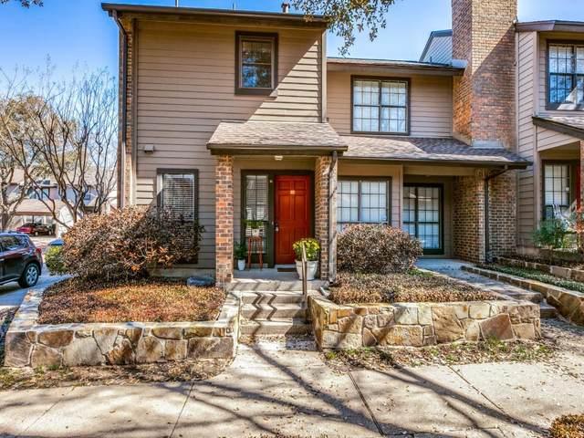 9910 Royal Lane #1101, Dallas, TX 75231 (#14525301) :: Homes By Lainie Real Estate Group