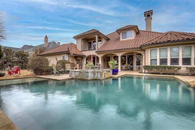 704 Park Lake Drive, Mckinney, TX 75072 (MLS #14525303) :: Craig Properties Group