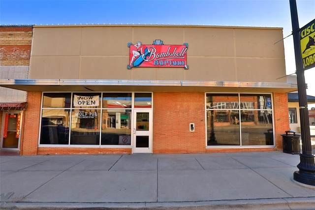 717 Conrad Hilton Boulevard, Cisco, TX 76437 (MLS #14525316) :: Real Estate By Design