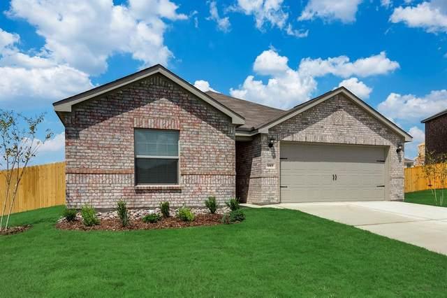 135 Cattlemans Creek West Road, Newark, TX 76071 (MLS #14525346) :: The Kimberly Davis Group