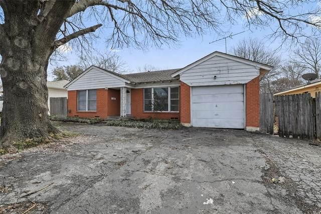 10518 Ferguson Road, Dallas, TX 75228 (MLS #14525365) :: The Chad Smith Team