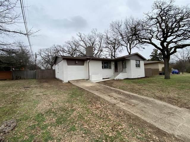 14 Van Court, Hurst, TX 76053 (MLS #14525370) :: Team Tiller