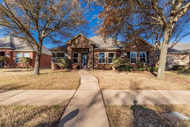 1567 Mahogany Drive, Allen, TX 75002 (MLS #14525375) :: EXIT Realty Elite