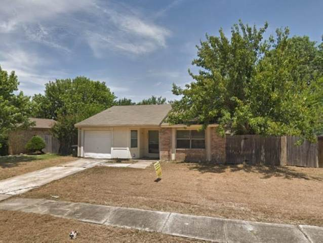 4220 Caldwell Avenue, The Colony, TX 75056 (MLS #14525415) :: Lisa Birdsong Group | Compass