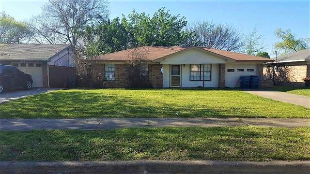 821 Quinette Drive, Seagoville, TX 75159 (MLS #14525427) :: The Kimberly Davis Group