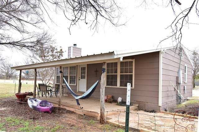 166 Clubhouse Drive S, Buffalo Gap, TX 79508 (MLS #14525432) :: Jones-Papadopoulos & Co