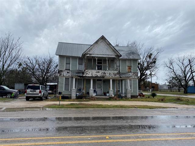 300 S Hill Street, Itasca, TX 76055 (MLS #14525434) :: The Mauelshagen Group