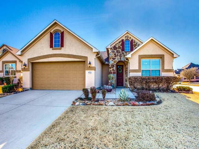 9733 Rivercrest Drive, Denton, TX 76207 (MLS #14525463) :: The Hornburg Real Estate Group