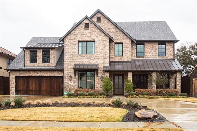 6439 Woodland Drive, Dallas, TX 75225 (MLS #14525478) :: The Kimberly Davis Group
