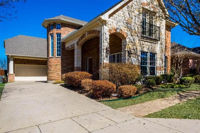 8008 Twin Oaks Drive, Mckinney, TX 75070 (MLS #14525487) :: Lisa Birdsong Group | Compass