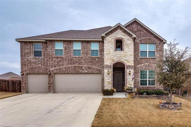 1501 Coyote Ridge Road, Wylie, TX 75098 (MLS #14525488) :: The Mauelshagen Group