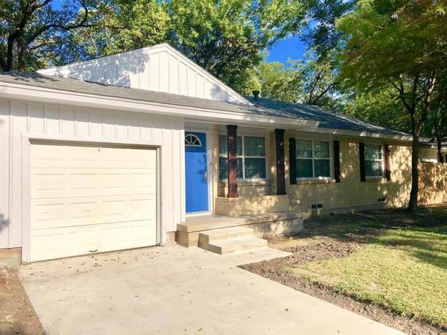 10214 Sylvia Drive, Dallas, TX 75228 (MLS #14525519) :: Jones-Papadopoulos & Co